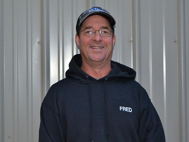 Fred Paterick Finish Carpenter / Insulator