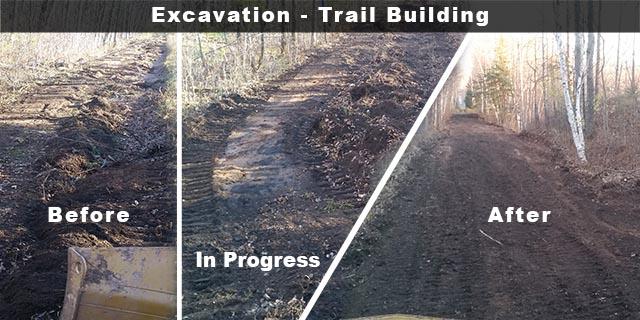 , Excavation