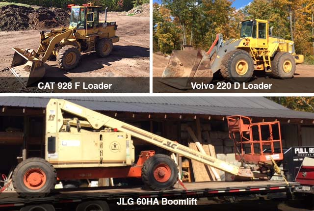 , Equipment Rental