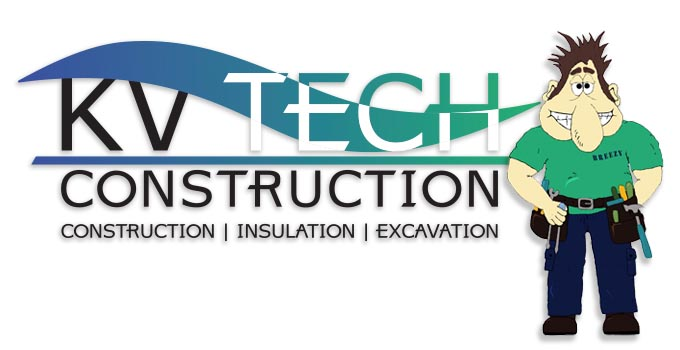 KV-Tech - Construction, Insulation and Excavation - Mason, WI
