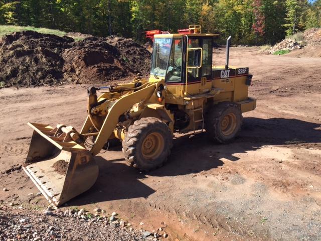 Equipment Rental Photo Gallery | KV Tech Construction | Northern WI