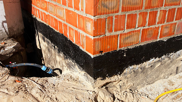, Basement Waterproofing