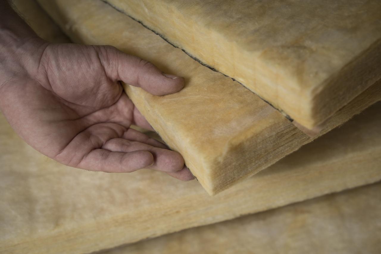 , Fiberglass Batt Insulation