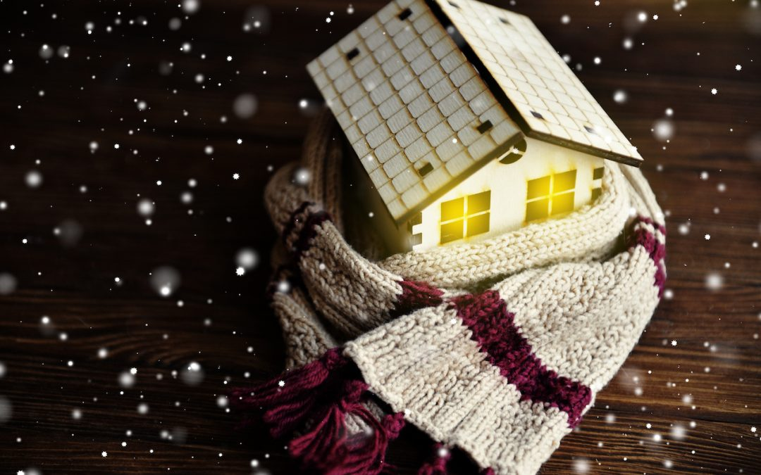 Pulling Out Your Winter Sweaters? Get a Sweater for Your Home Too!