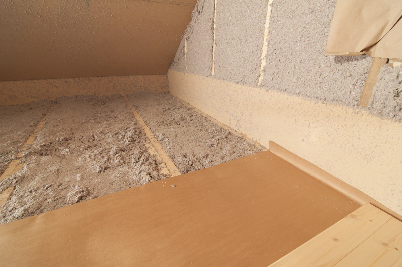 Cellulose Insulation Northern Wisconsin Kv Tech