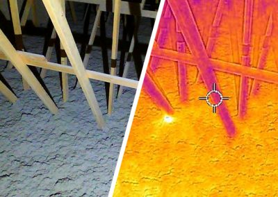 Infrared Before & After