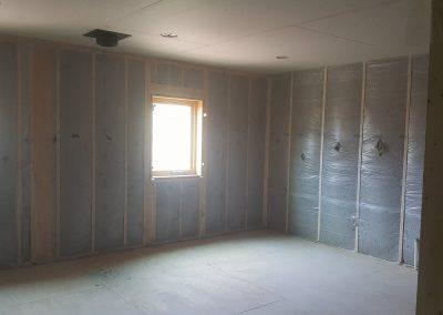 Cellulose walls