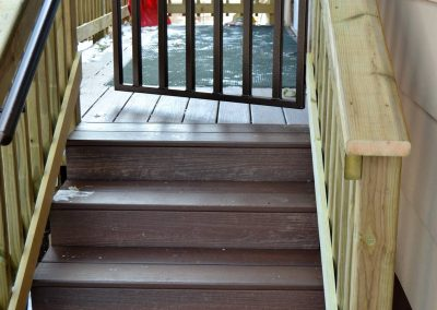 Beautiful composite steps