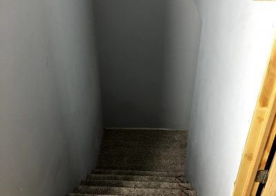 Stair rebuilding